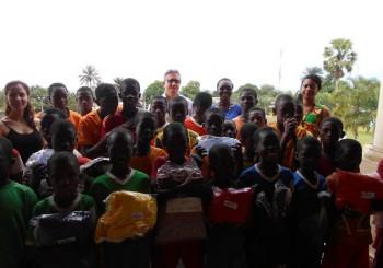 L'orphelinat des garçons de Bingerville et l'orphelinat des filles Bétania