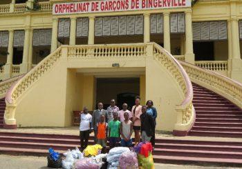 L'orphelinat des garçons de Bingerville